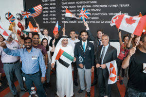HSBC UAE Sets Guinness World Records™ Title In Diversity – Middle